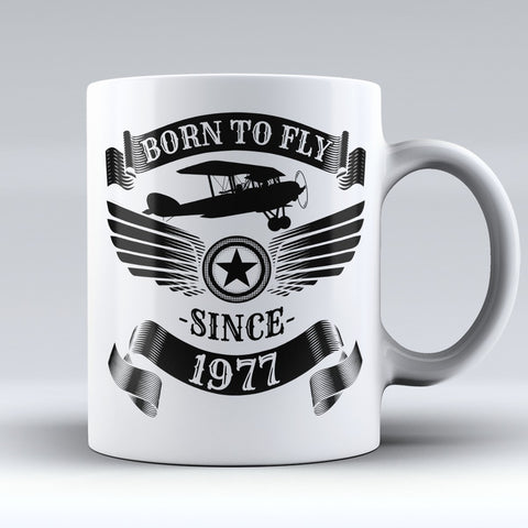 "Limited Edition - ""1977"" 11oz Mug"