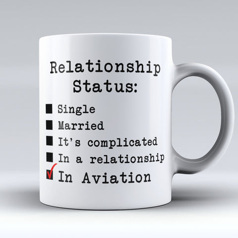 "Limited Edition ""Relationship Status"" 11 oz Mug"