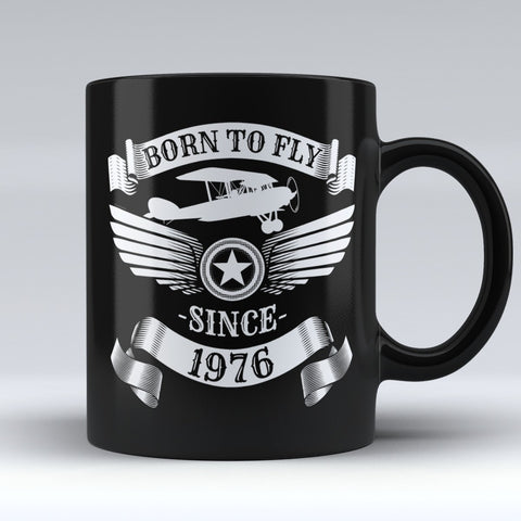 "Limited Edition - ""1976"" 11oz Mug"