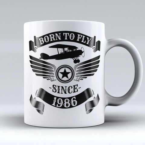 "Limited Edition - ""1986"" 11oz Mug"