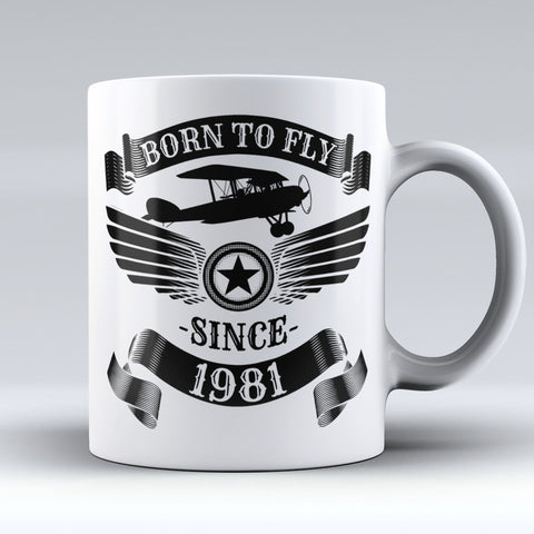 "Limited Edition - ""1981"" 11oz Mug"