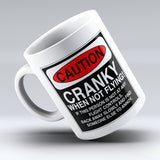 "Limited Edition - ""Caution"" 11oz Mug"