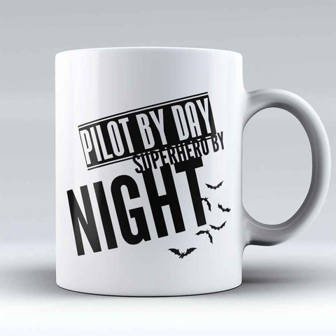 "Limited Edition - ""Superhero Pilot"" 11oz Mug"