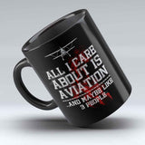 "Limited Edition - ""Care About"" 11oz Mug"