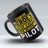 "Limited Edition - ""Heroes"" 11oz Mug"