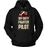 "Limited Edition - ""Off Duty"" T-Shirt & Hoodie"