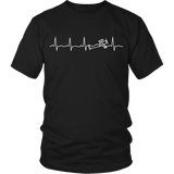 "Limited Edition ""Biplane Heartbeat"" T-Shirt & Hoodie"