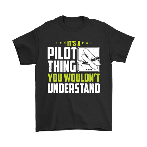 "Limited Edition - ""Pilot Thing"" T-Shirt & Hoodie"
