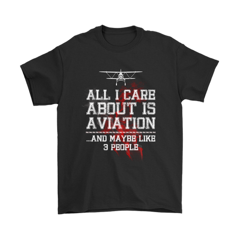 "Limited Edition - ""Care About"" T-Shirt & Hoodie"