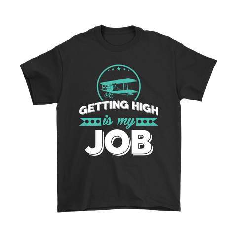 "Limited Edition - ""Getting High"" T-Shirt & Hoodie"