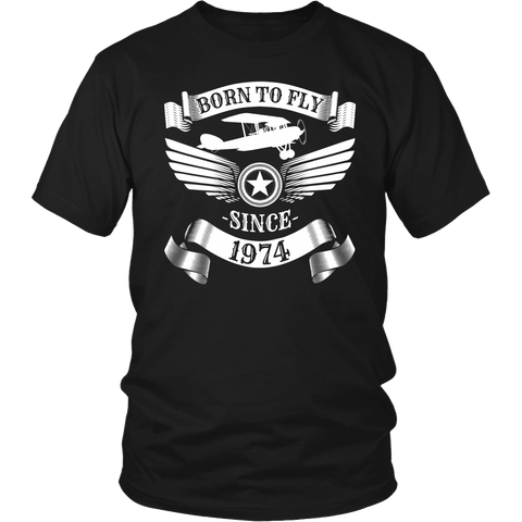 "Limited Edition - ""1974"" T-Shirt & Hoodie"