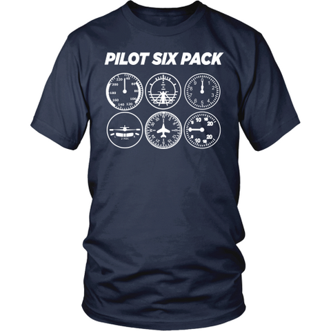Limited Edition Pilot Six Pack T-Shirt