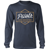 "Limited Edition ""Pilots Looking Down"" T-Shirt"