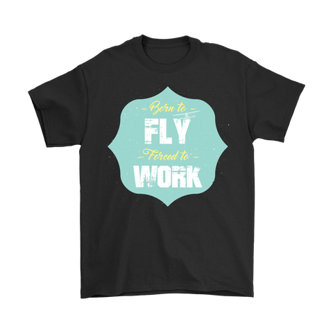 "Limited Edition - ""Born to Fly"" T-Shirt & Hoodie"