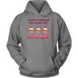 "Limited Edition - ""Cupcakes"" Hoodie - Tank - Shirt"