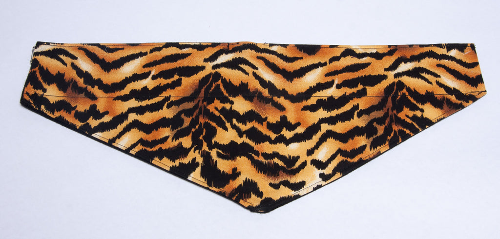 Animal Print - Gold 1 Pet Bandana
