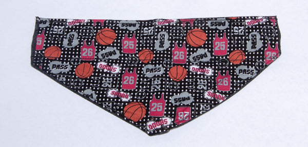 Basketball 1 Pet Bandana