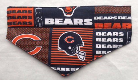 Chicago Bears Pet Bandana