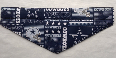 Dallas Cowboys 1 Pet Bandana