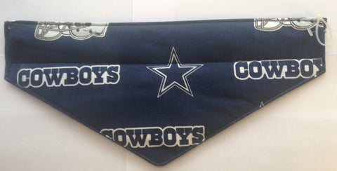 Dallas Cowboys 2 Pet Bandana