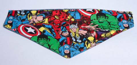 The Hulk Pet Bandana