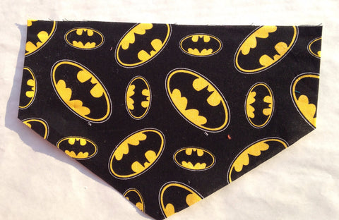 Batman Insignia Pet Bandana