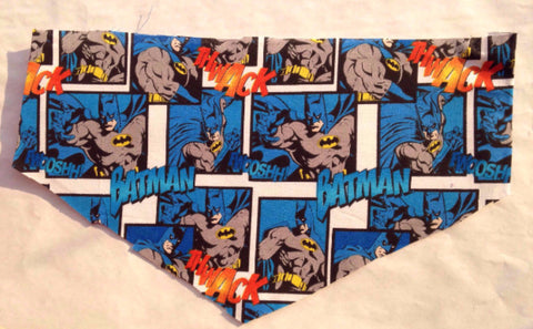 Batman in Action Pet Bandana