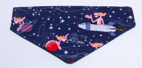 Pink Panther Pet Bandana
