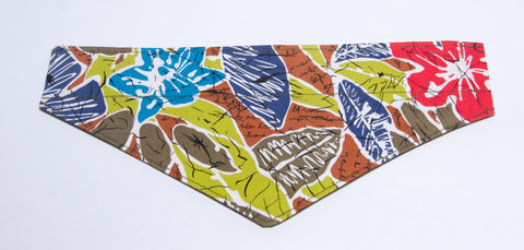 Nature - Insects Print 2 Pet Bandana