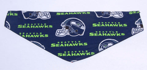 Seattle Seahawks 2 Pet Bandana