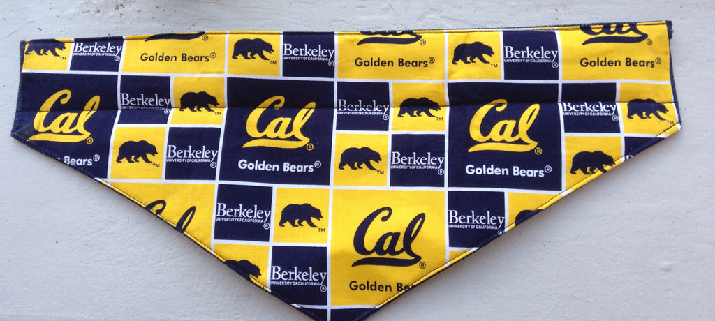 University of California Berkeley Pet Bandana