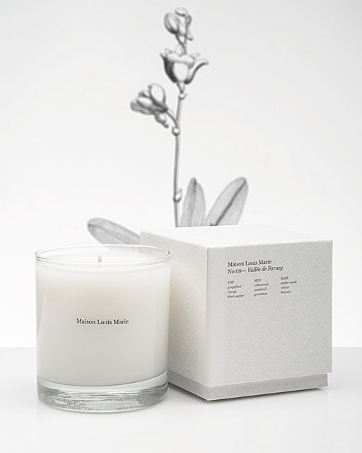No.09 Vallee De Farney | Candle