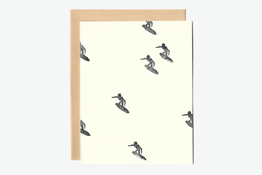 Surfer Notecard Set