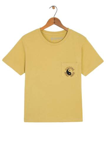 Supreme Ultimate Tee | Mustard