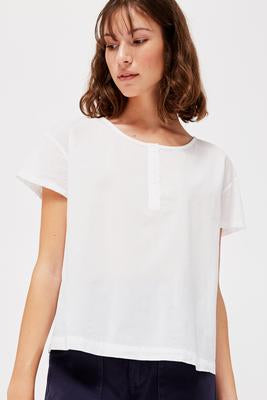 Mae Top | White Wash