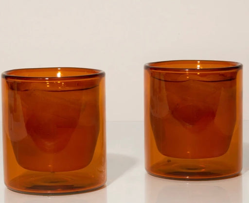Double-Wall Glasses - Set of Two