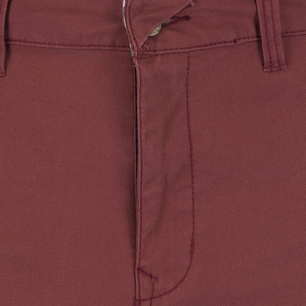ALL OCCASIONS CHINO x BURGUNDY