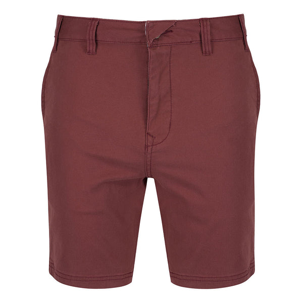 ALL OCCASIONS CHINO | BURGUNDY