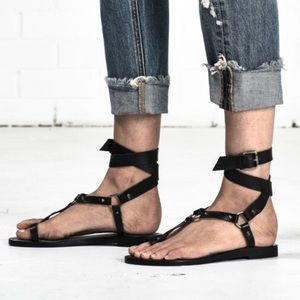 TEXAN LOVERS SANDALS