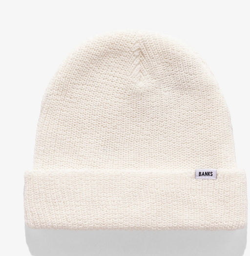 Primary Beanie | Off White