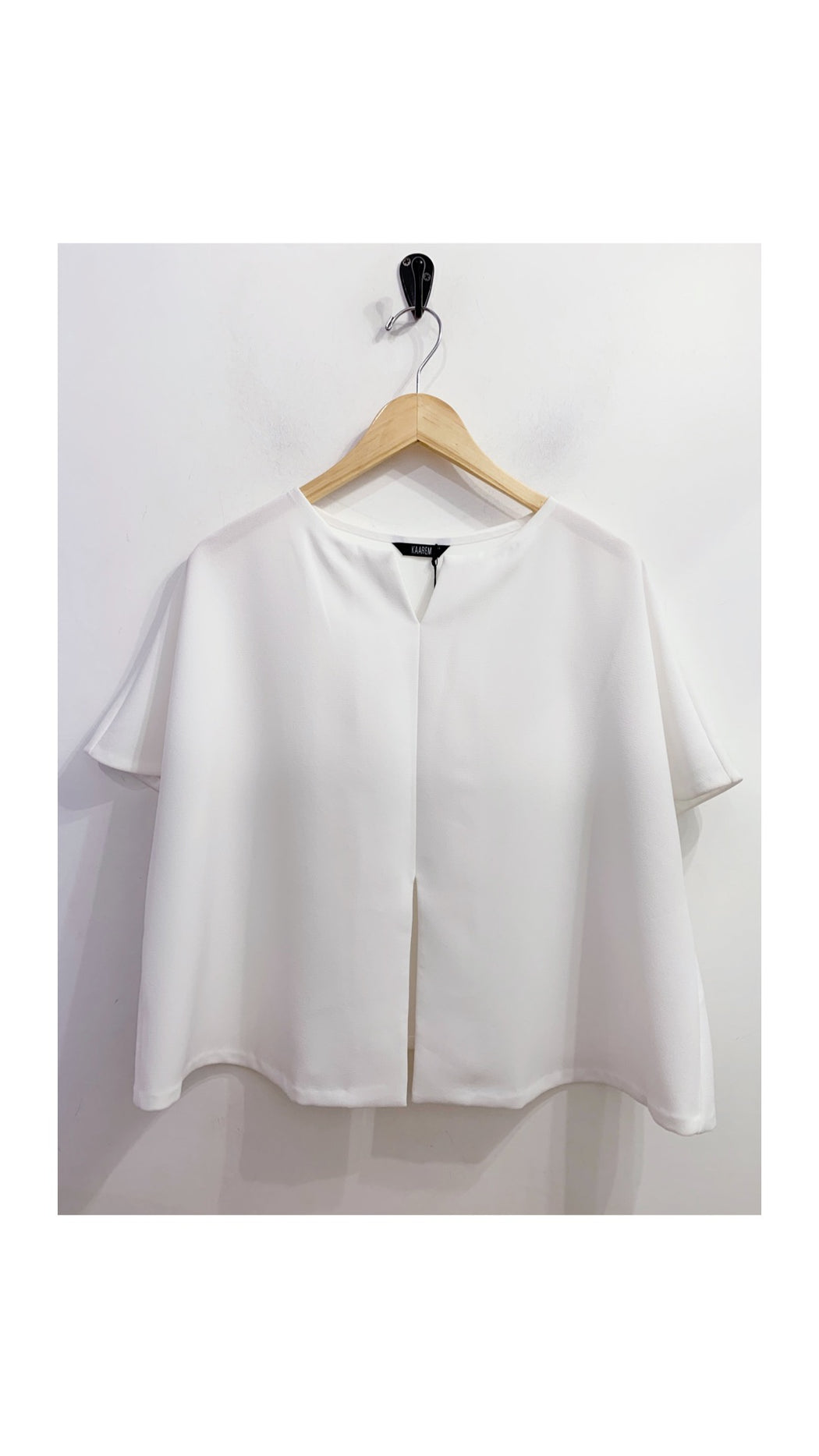 Aloe Top | White