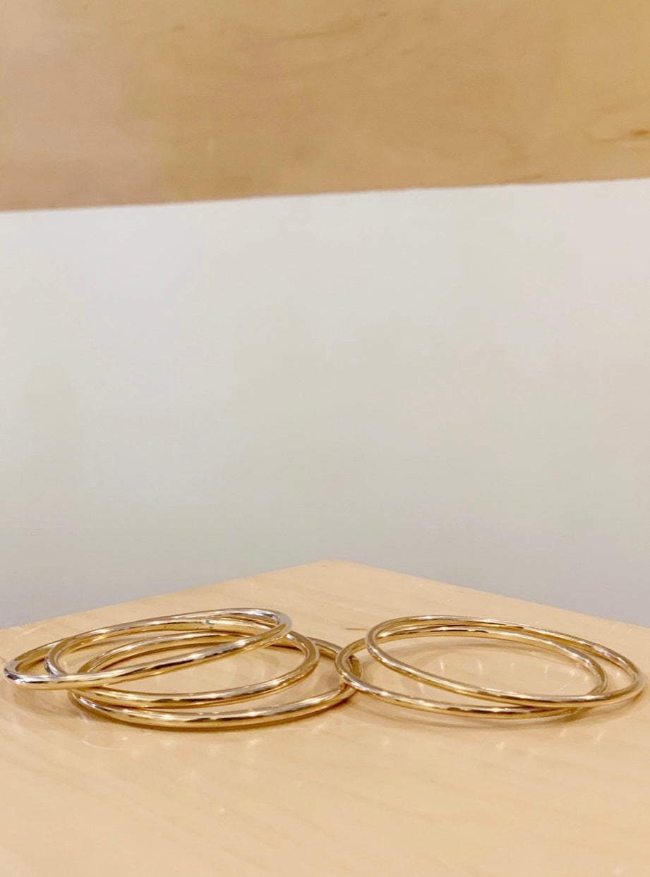 Estrella Gold Bangle