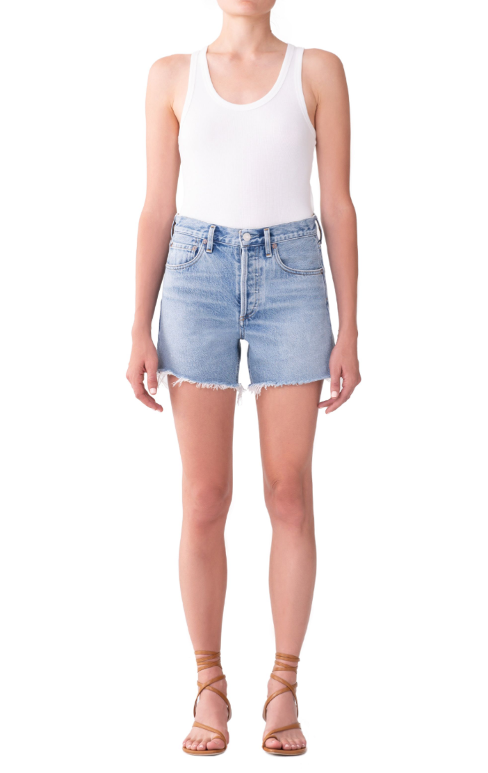 Reese Cut Off Shorts l Wonder