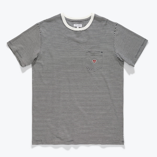 Plateau Deluxe Tee shirt | Dirty Denim