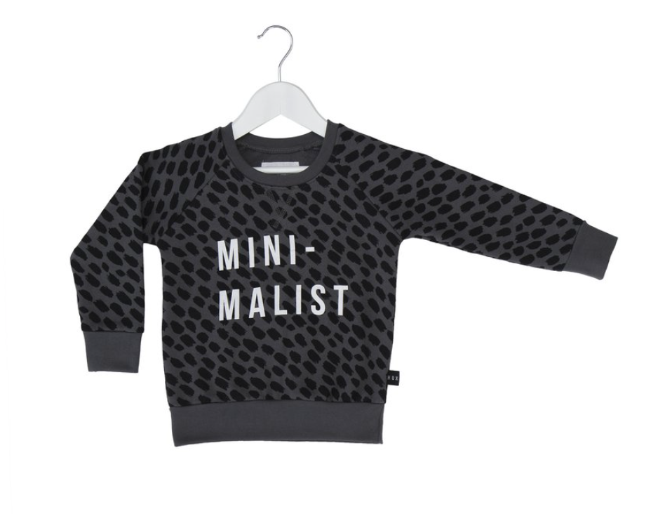 Mini Malist Sweatshirt