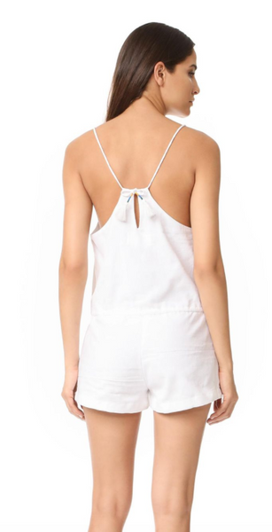SUBLIME ROMPER x WHITE