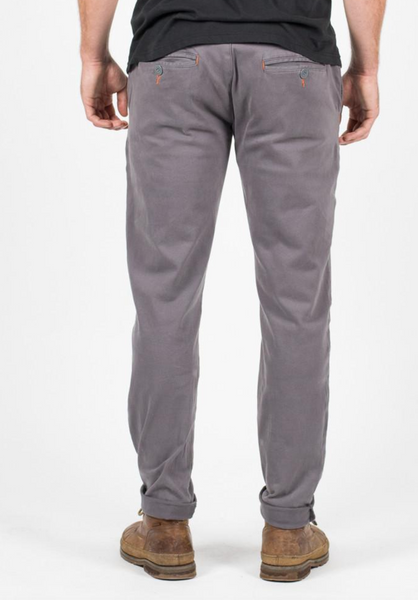 TRAIL TROUSERS x GREY