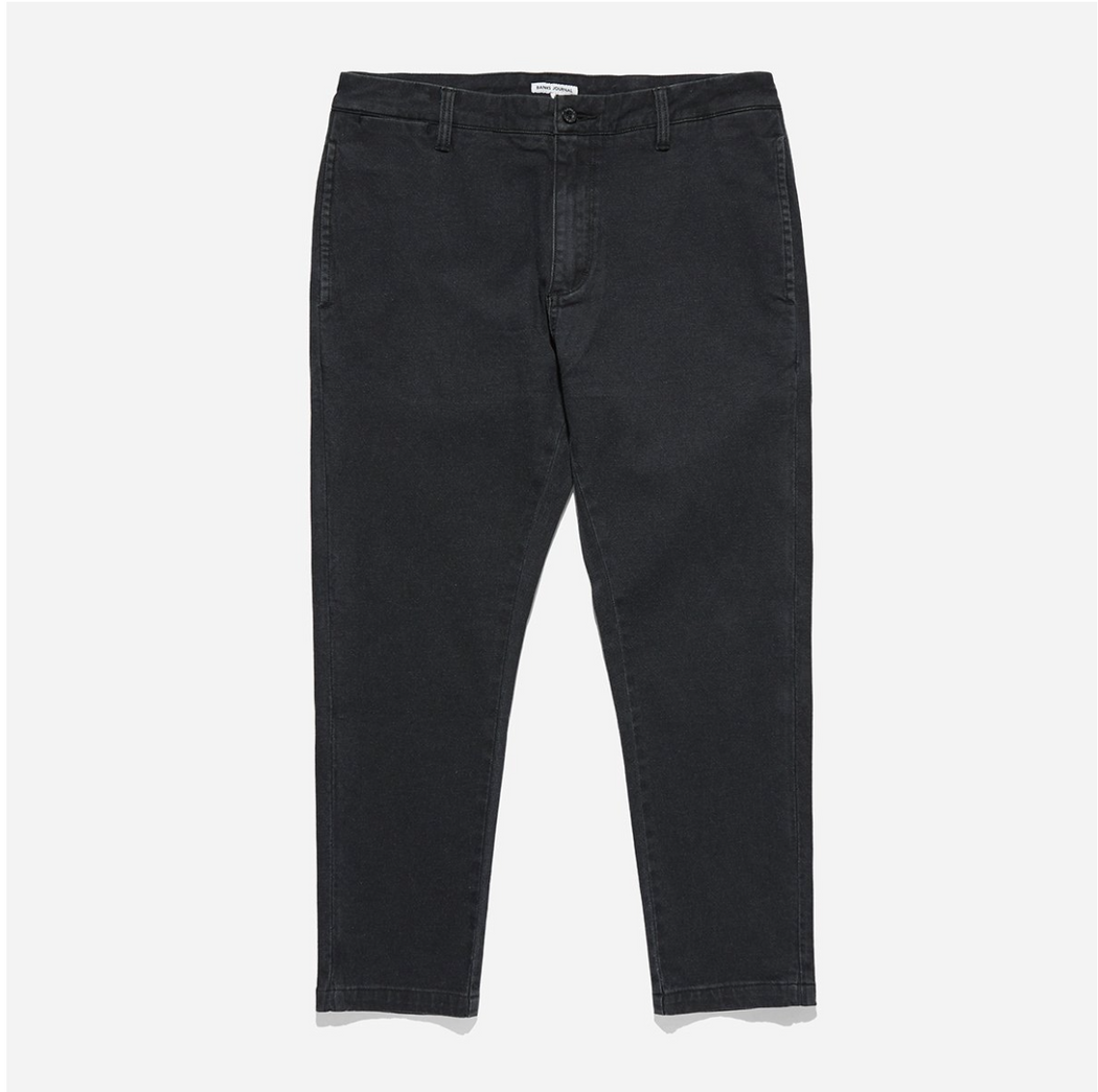 Formal Pants | Dirty Black