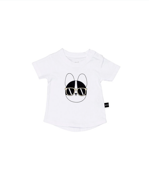 French Shades T-Shirt | White