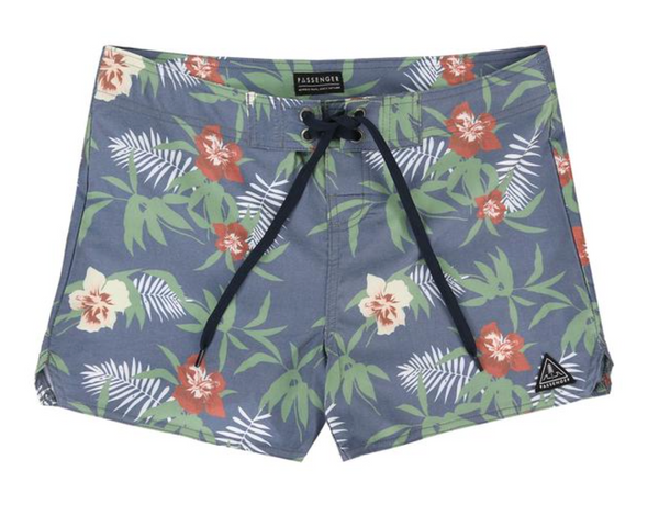 WOMENS TROPICAL BOARDSHORT x ALL OVER PRINT